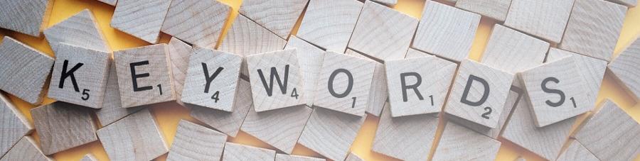 Search Engine Optimisierung Keywords